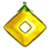 Yellow berry icon