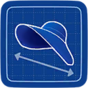 Blueprint Sun Lid icon