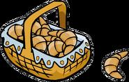Fairy Fables Croissant Basket