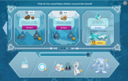 Frozen interface page 3