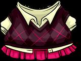 Girl's Sweater Vest