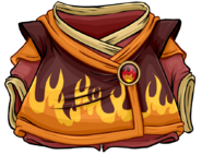 Magma Coat clothing icon ID 4120