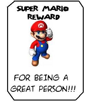 Mario Award