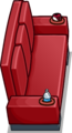 Red Designer Couch sprite 028