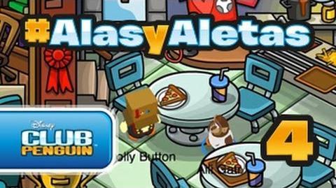 Alasyaletas - Episodio 4 Club Penguin oficial