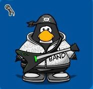 BAnd outfit