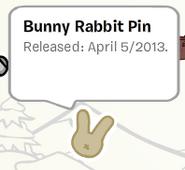 Bunnyrabbitpinstampbook