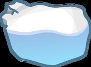 Fiesta Sigan Pingüineando emoticón Iceberg
