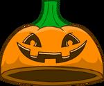 Puffle Care icons Head Pumpkincap
