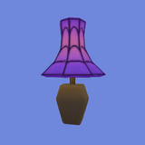 Shaded Lamp icon
