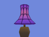 Shaded Lamp