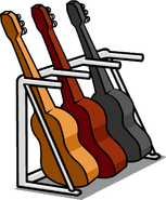 Atril para Guitarra 5