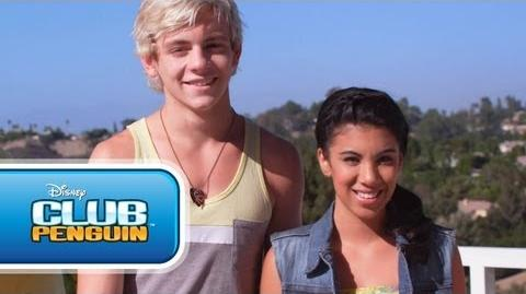 Club Penguin Teen Beach Movie - Exclusive Interview with the Cast!