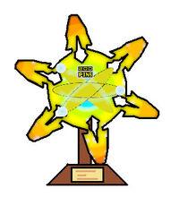 200 Edits Snowflake Award