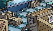 Club Penguin EPF HQ rebuild 2013