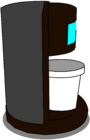 Hot Drink Maker sprite 007