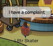 L8tr Skater: Tengo un reclamo