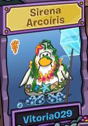 Sirena Arcoiris Ganador