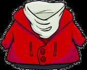 Striking Red Jacket