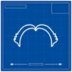 Blueprint glam icon