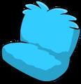 Fuzzy Blue Couch sprite 012