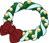 Jolly Holly Wreath icon