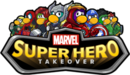 Marvel Super Hero Takeover Logo