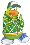 Random Custom penguin
