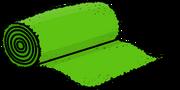 Alfombra Verde Lima icono