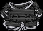 Black Ice Training Plates clothing icon ID 4836
