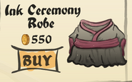 Ceremony robe