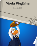 Moda Pingüina Enero 2017