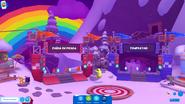 Montaña Ventisca - Celebración Arcoíris 2