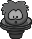 Perched Puffle Statue sprite 009