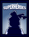 Superhero Stage Poster icon es