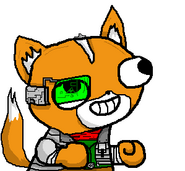 34 FSJAL FOX MCLOUD by ZToonLinkZ