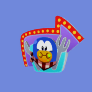 Diner Sign icon
