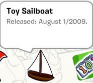 Sailboatstamp