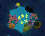 The Sea Caves sub hidden