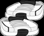 White Sneaks icon