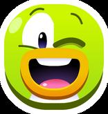 Wink Emoji Pin icon