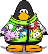 Clothing 14657 player card