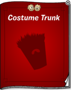 Costume Trunk January 2014