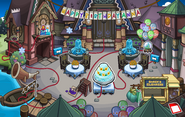 Frozen Fever Party 2015 Dock pins