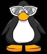 Giant White Sunglasses PC