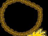 Collar de Puffle Dorado