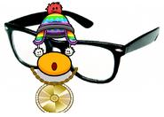 Heti's glasses
