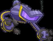 Marvel Super Hero Takeover Pre Login Robot 002