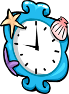 Mermaid Clock sprite 003