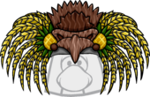 Pineapple Headdress clothing icon ID 1447 updated